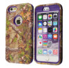 Mobile Phone Accessories Heavy Duty Forest Camouflage Pattern Hybrid Case Smart Cover for iPhone6 Plus 5.5inchand 4.7 Inch