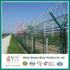 高品質空港塀の/Yのポストの塀かかみそりの有刺鉄線の塀