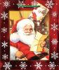 Gift Paper Bag Babbo Natale ( CS - 016 )