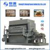 Máquina reciclada del rectángulo del cartón de la bandeja del huevo/máquina caliente de la prensa para la bandeja de papel del huevo