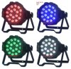 18*15W RGBWA+UV 6 in 1 LED PAR Zoom Wash Lighting