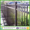 Panneaux bon marché commerciaux de frontière de sécurité de fer travaillé de noir de fournisseur de la Chine