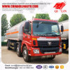 20cbm - 25cbm de LinkerTankwagen van de Olie van de Aandrijving voor de Lading van de Benzine