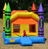 Bouncer inflável Toy Jumping Bouncy Castle Game para Children