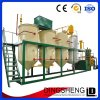 石油精製の10t/D大豆油の精製所機械かプラント