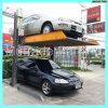 Chinesische Garage, die Platz-Parken-System kippt