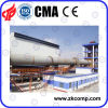 De professionele Thermische Apparatuur van de Verwerking - de Roterende Oven van het Oxyde van het Aluminium