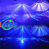 7 luzes do diodo emissor de luz DJ do efeito de Rgbwy da lente