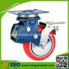 Polyurethan-Rad-Hochleistungsschlag-Absorptions-Fußrolle