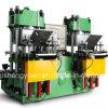 Estrutura de borracha Vulcanizing de borracha do Vulcanizer de /Lab da imprensa do laboratório da exatidão 2016 elevada quatro colunas/