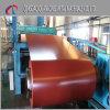 A cor revestida Prepainted a bobina de aço do revestimento de zinco