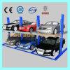 Elevador dobro moderno mecânico do carro