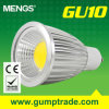 Mengs® GU10 7W Dimmable LED Spotlight met Ce RoHS COB, 2 Warranty van Years (110160022)