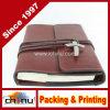 Jornal de couro, caderno de couro, diário de couro (520045)