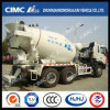 Cimc Huajun 12cbm Concrete Mixer Truck