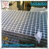 Galvanized/standard Plain/Serrated/Steel Grating per Platform