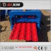 Dx 828の金属の波形の屋根瓦機械