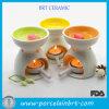 Hornilla de aceite esencial de cerámica del más nuevo diseño