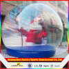Migliore Popular Outdoor Snow Globe Inflatable Decorations con Factory Lower Price
