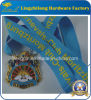 Custom High Quality Metal Enamel Souvenir Medal Badge