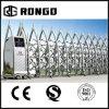 Puertas principales extensibles del acero inoxidable de la alta seguridad con los reguladores alejados