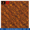 4mm Bronze Flora Patterned Glass