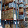 Het op zwaar werk berekende Rek van de Pallet voor de Industriële Oplossingen van de Opslag van het Pakhuis