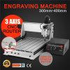 Гравировальный станок Engraver маршрутизатора CNC оси CNC 3040-Dq 3