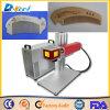 Marcador de madeira do pente da mini máquina da marcação do CNC do laser do CO2 20/30W
