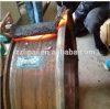Equipamento do endurecimento de indução da roda do vagão com endurecimento da máquina-instrumento