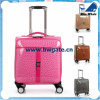 [بو1-173] بقية طباعة أربعة عجلة ليّنة حامل متحرّك حقيبة سفر حقيبة