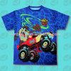 도매 인쇄 면 t-셔츠