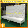 Présidence bon marché Jc-K1223 de sofa de mariage de Seater de roi et de reine 2 de trône