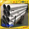 pipe en aluminium circulaire/ronde de grand Diametre anodisé par 6000series