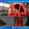 Machine à laver chaude économiseuse d'énergie de sable de fleuve de vente