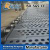 Roestvrij staal 304 Plaat verbond Geperforeerde Transportband