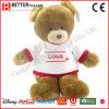Urso macio da peluche do luxuoso do brinquedo do presente da promoção dos miúdos/crianças