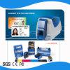 Il benvenuto ottiene la nostra stampante della scheda del PVC della plastica RFID/