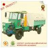 Détritus de véhicule d'hygiène de protection de l'environnement traitant le véhicule d'ordures d'entraîneur de ferme