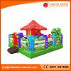 Parco di divertimenti divertente gonfiabile del cortile del giocattolo della Cina per i capretti (T6-403)