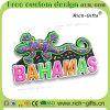 Kundenspezifischer Dekoration-Geschenk-Maschine-Kühlraum-Magnet-Andenken-BahamasGecko (RC- BS)