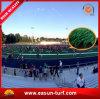 フットボールスタジアムのための人工的な草および偽造品の泥炭