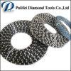 Caucho Muelle de plástico fijado de corte Multi Reforzar sierra de alambre de hormigón