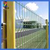 2014 painéis soldados revestidos PVC curvados da cerca de fio