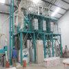 50 Tpd 조밀한 옥수수 가루 맷돌로 가는 플랜트, 옥수수 맷돌로 가는 플랜트