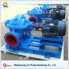 Pompe à eau agricole inoxidable d'irrigation de Steell de pompe aspirante de double de grande capacité