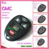 Tasto dell'automobile per la zona franca automatica di Gmc con 5 l'identificazione del FCC dei tasti 315MHz: Ouc60270