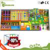 Parque de salto modificado para requisitos particulares del trampolín de Indoor&Outdoor de la estera de la talla para la venta