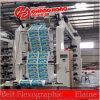 6 Machine van de Druk van de Film van de Rek van de kleur LLDPE de Flexibele Flexographic (CH886)