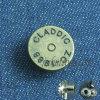 Кнопки металла джинсыов крепежных деталей сбор винограда кнопок латунные
